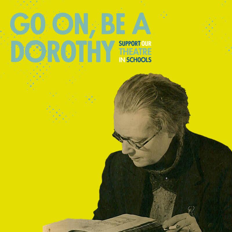 Go on, be a Dorothy