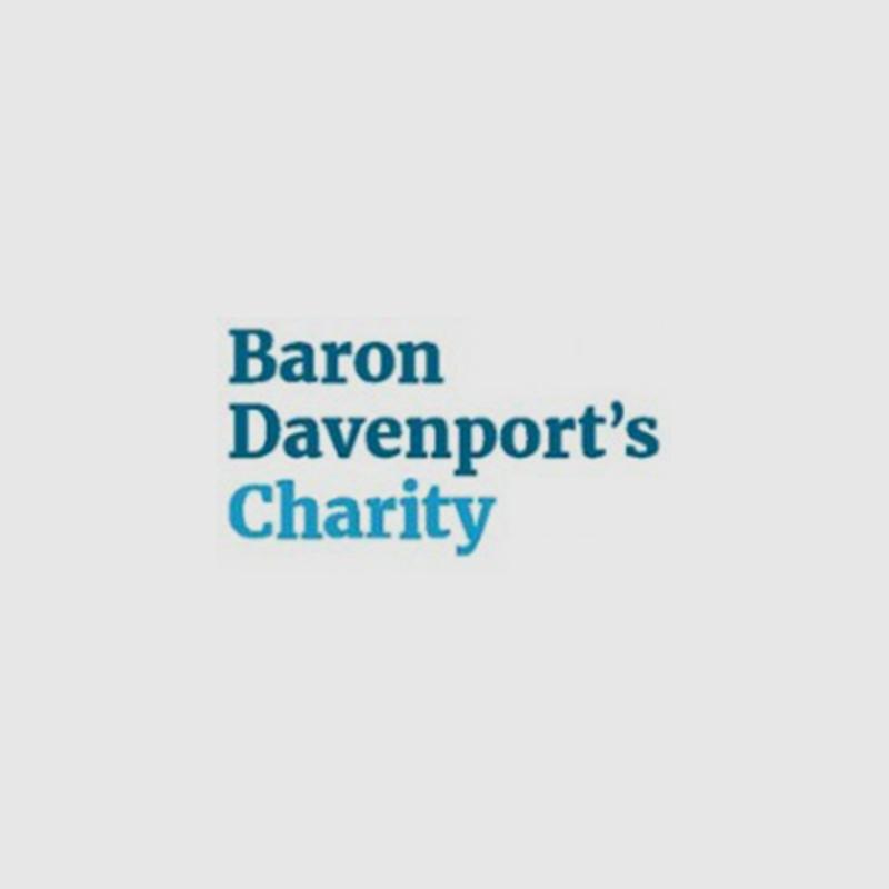 Barron Davenport's Charity Logo