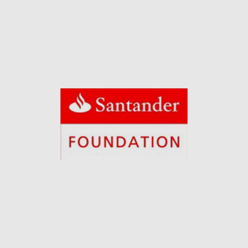 Santander Foundation Logo