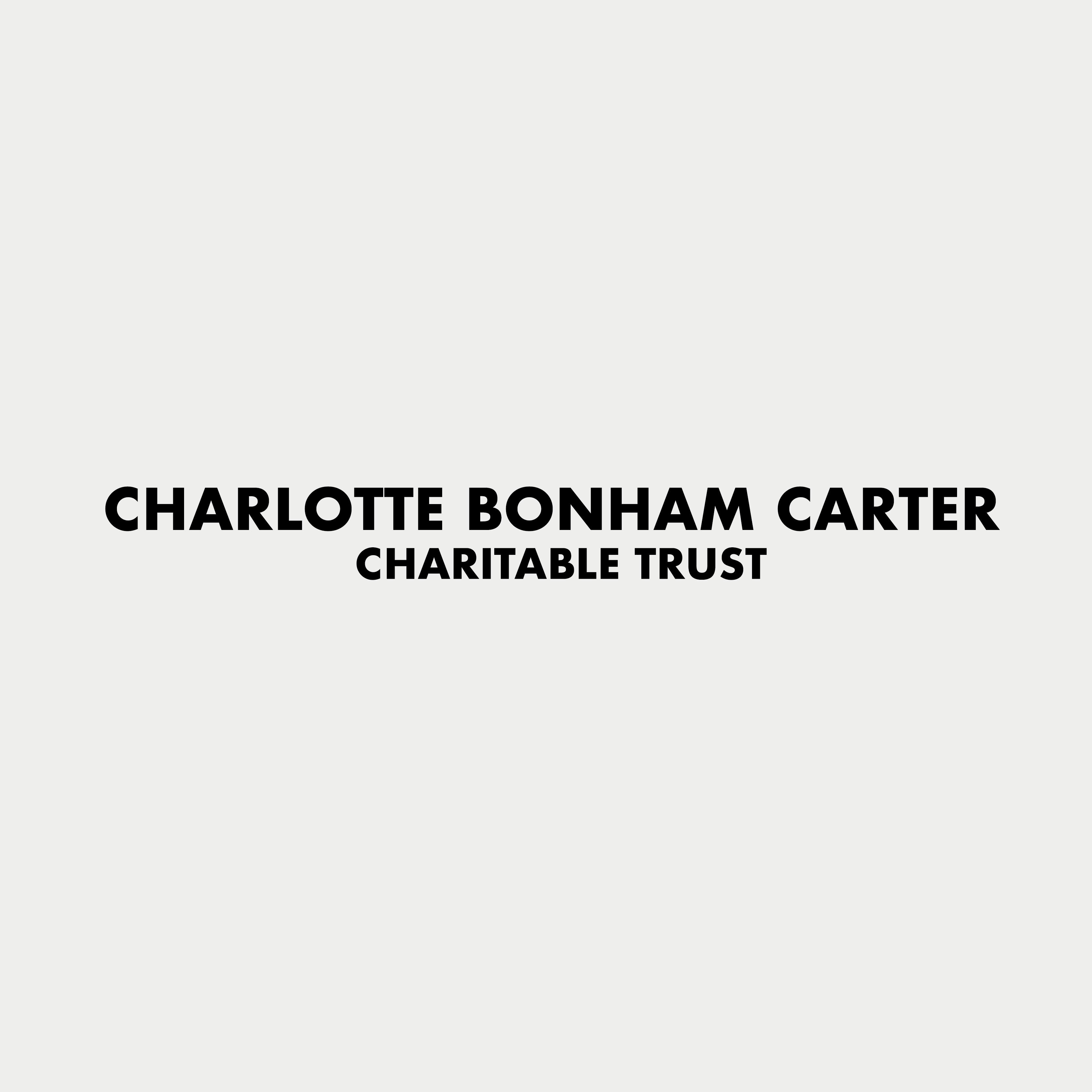 Charlotte Bonham Carter Charitable Trust Logo